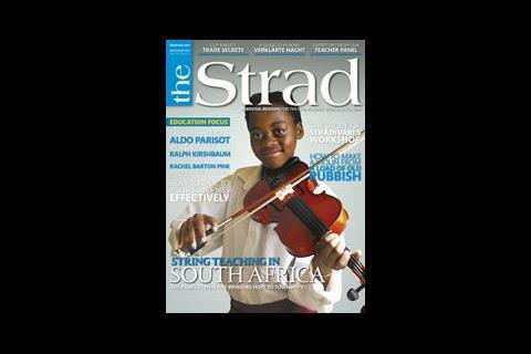 Front covers (part 1) | Gallery | The Strad